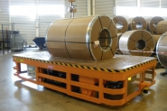 Transportation of coils